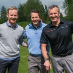 Golf Players at Addington Court Golf Club