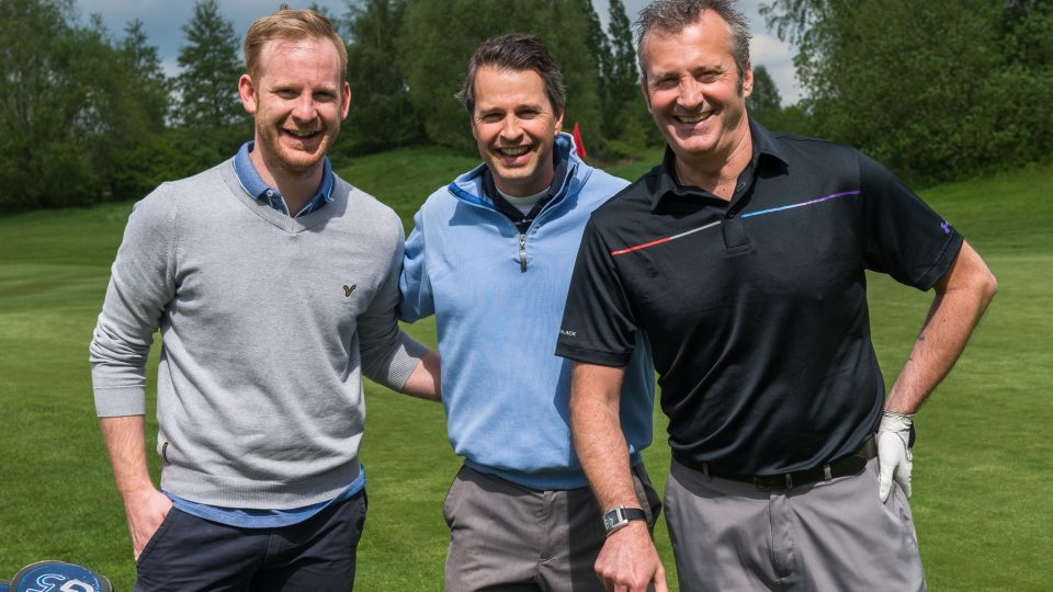 Golf Society Day Generic People Images 3+ Golfers (17)