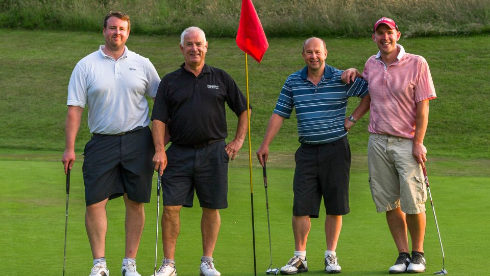 Golf Society Day Generic People Images 3+ Golfers (35)